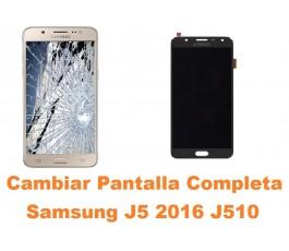 Cambiar Pantalla Completa Samsung Galaxy J5 2016 J510