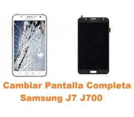 Cambiar Pantalla Completa Samsung Galaxy J7 J700