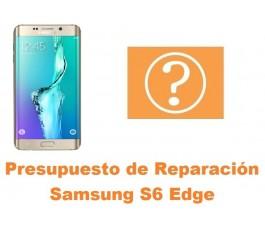 Presupuesto de reparacion Samsung Galaxy S6 Edge G925F