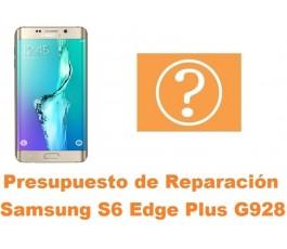 Presupuesto de reparacion Samsung Galaxy S6 Edge Plus G928