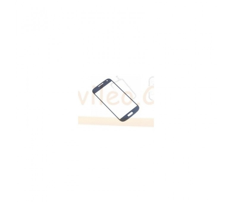 Cristal Azul para Samsung Galaxy S4 Mini i9190 i9195 - Imagen 1