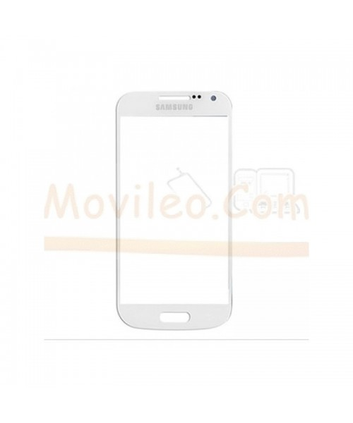 Cristal Blanco para Samsung Galaxy S4 Mini i9190 i9195 - Imagen 1