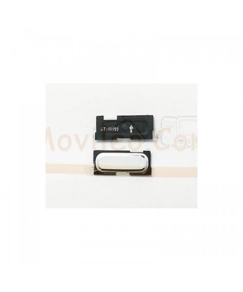 Boton Home Blanco para Samsung Galaxy S4 Mini i9190 i9195 - Imagen 1