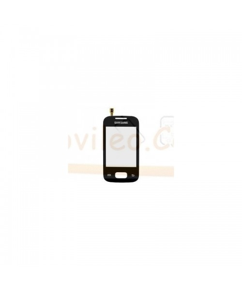 Pantalla Táctil Digitalizador Negro Samsung Pocket Plus S5300 S5301 - Imagen 1