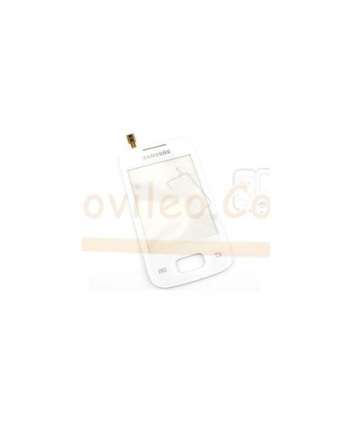 Pantalla Táctil Digitalizador Blanco Samsung Pocket Plus S5300 S5301 - Imagen 1