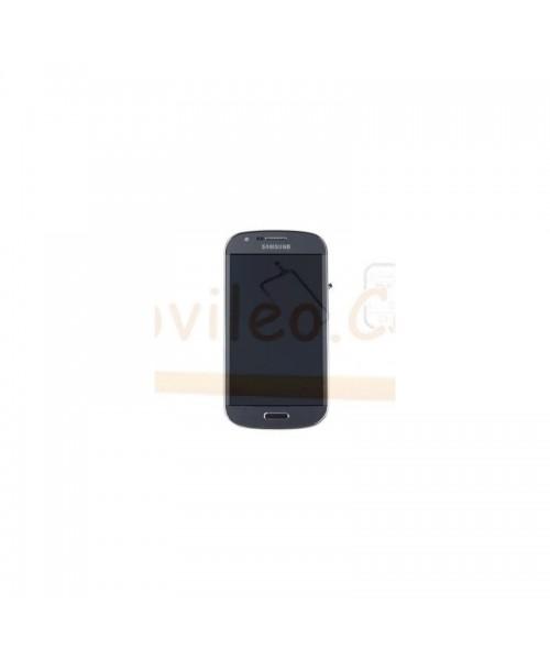 Pantalla Completa Gris con Marco Samsung Galaxy Express i8730 - Imagen 1