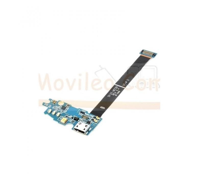 Flex Conector de Carga Usb y Microfono para Samsung Galaxy Express i8730 - Imagen 1