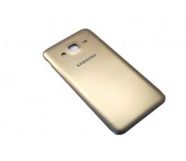 Tapa trasera Samsung Galaxy J3 2016 J320 dorada
