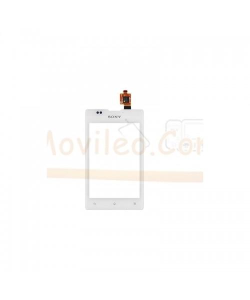 Pantalla Táctil Digitalizador Blanco para Sony Xperia E, C1505, C1604, C1605 - Imagen 1