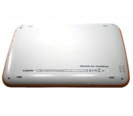 Tapa trasera para Archos ChildPad 80 AC80CP blanca