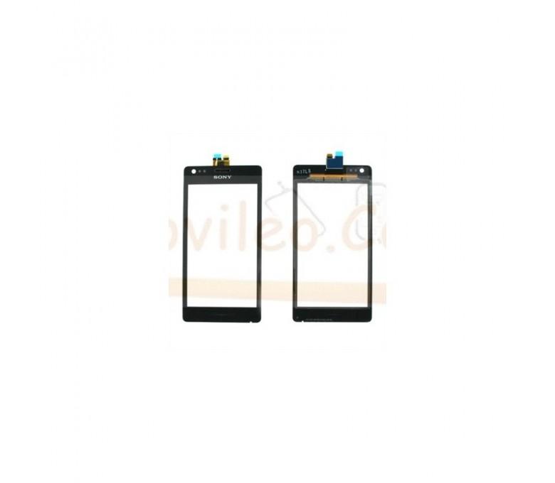 Pantalla Táctil Digitalizador Negro para Sony Xperia M, C1904, C1905 - Imagen 1