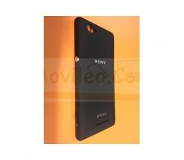 Tapa Trasera Negra para Sony Xperia M C1904 C1905 - Imagen 1