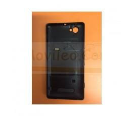 Tapa Trasera Negra para Sony Xperia M C1904 C1905 - Imagen 2