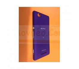 Tapa Trasera Morada para Sony Xperia M C1904 C1905 - Imagen 1