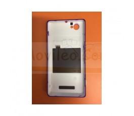 Tapa Trasera Morada para Sony Xperia M C1904 C1905 - Imagen 2