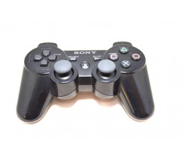 Mando para Play Station 3 Fat Slim Super Slim negro