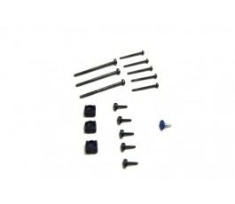 Kit 14 tornillos carcasa para Play Station 3 Super Slim CECH 4004C