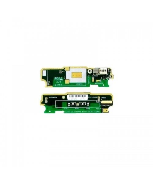 Modulo Antena Micrófono y Vibrador para Sony Xperia M M Dual C1904 C1905 C2004 C2005 - Imagen 1