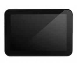 Pantalla completa lcd tactil y marco para Toshiba AT300-SE negra