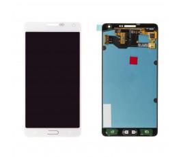 Pantalla completa tactil y lcd display para Samsung Galaxy A7 A700 blanca