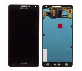 Pantalla completa tactil y lcd display para Samsung Galaxy A7 A700 negra