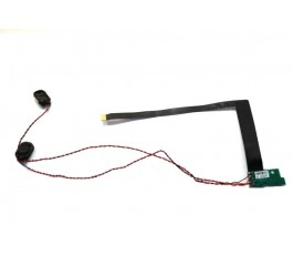 Flex altavoces buzzer y botones volumen para Intel Magalhaes TM105