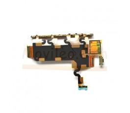 Flex Encendido y Volumen para Sony Xperia Z1 L39 L39H - Imagen 1
