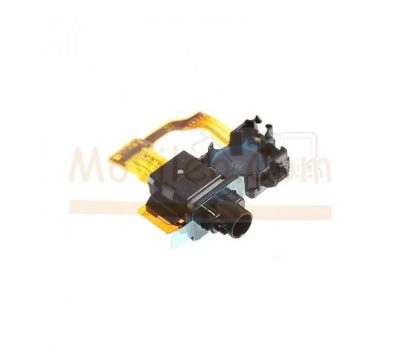 Flex Jack y Sensor de Proximidad para Sony Xperia Z1 L39 L39H - Imagen 1