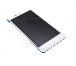 Pantalla completa lcd y tactil Vodafone Smart Prime 7 blanca