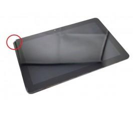 Pantalla completa tactil lcd y marco con tara para Bq Edison 3 negra