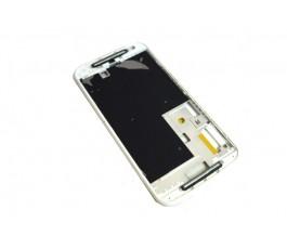 Marco pantalla Motorola Moto G2 XT1068 blanco