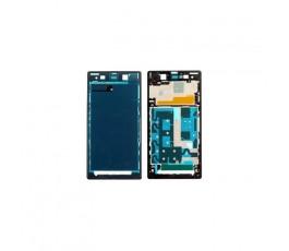 Marco de Pantalla para Sony Xperia Z1 L39H L39T C6902 C6903 C6906 C6916 C6943 Negro - Imagen 1