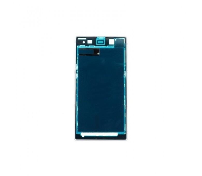 Marco de Pantalla para Sony Xperia Z1 L39H L39T C6902 C6903 C6906 C6916 C6943 Blanco - Imagen 1