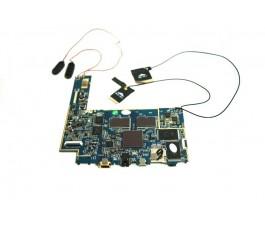 Placa base con atena y altavoz buzzer para Wolder MiTab Advance