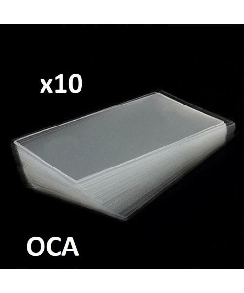 Adhesivo Oca para Sony Xperia Z1 L39H L39T 10unidades - Imagen 1