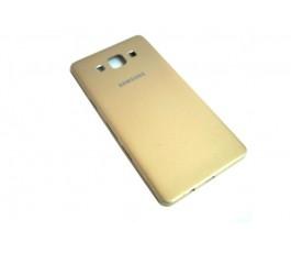 Tapa trasera para Samsung Galaxy A5 A500 dorada