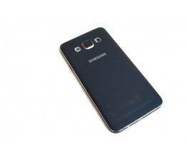 Tapa trasera con componentes para Samsung Galaxy A3 A300 azul