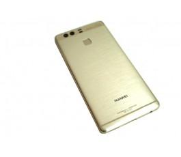 Carcasa tapa trasera para Huawei P9 dorada