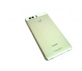 Carcasa tapa trasera para Huawei P9 plata
