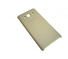 Tapa trasera para Samsung Galaxy J5 2016 J510 dorada