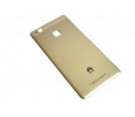 Tapa trasera Huawei P9 Lite dorada