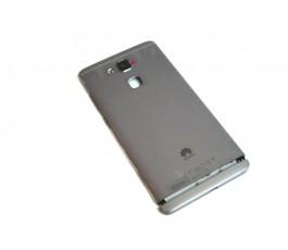 Carcasa tapa trasera para Huawei Mate 7 gris