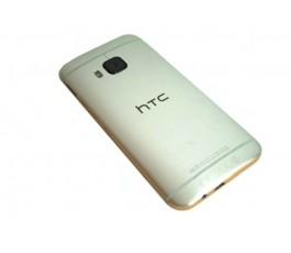 Carcasa tapa trasera para Huawei Mate 7 plata