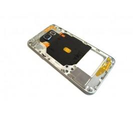 Carcasa intermedia para Samsung Galaxy S6 Edge Plus G928 azul