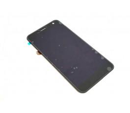 Pantalla completa lcd display y tactil para Zte D6 negra