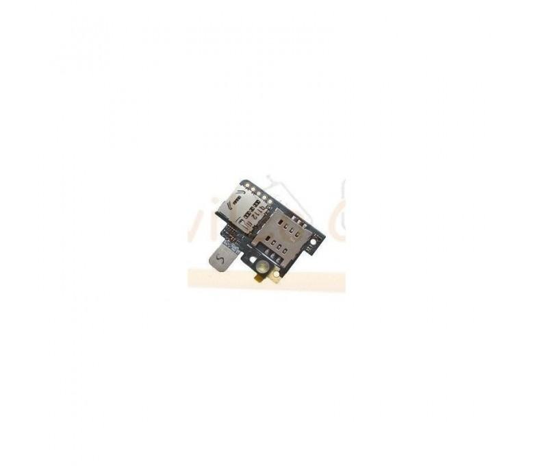 Modulo Lector Sim y Micro SD para Lg Optimus 2X P990 - Imagen 1