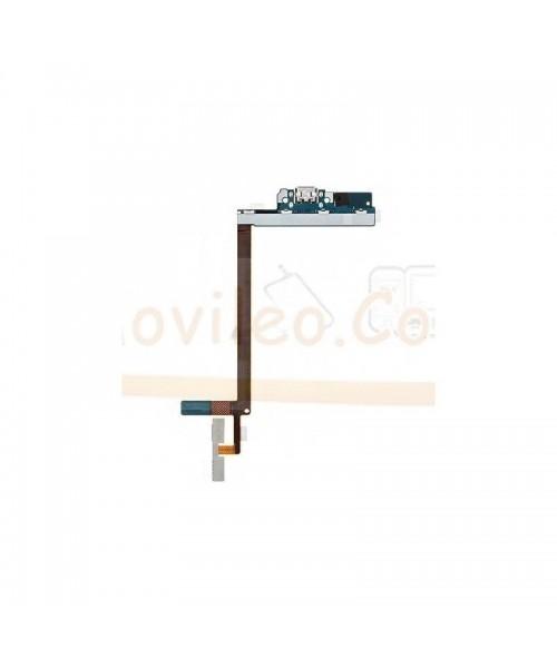 Flex Conector de Carga y Microfono para Lg Optimus 2X P990 - Imagen 1