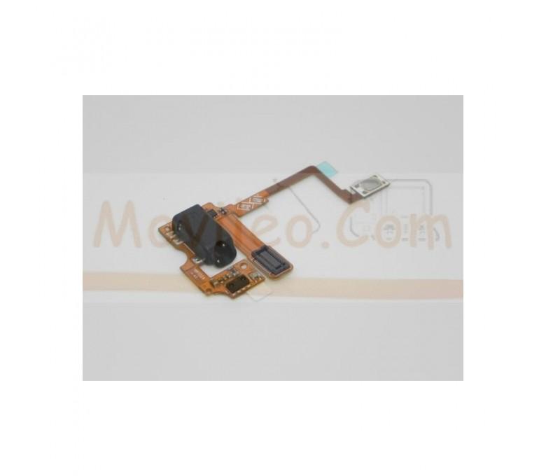 Flex Encendido y Jack para Lg Optimus P990 - Imagen 1