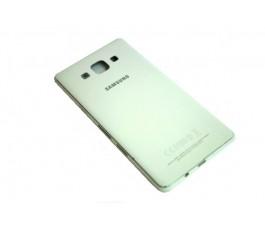 Carcasa tapa trasera para Samsung Galaxy A5 A500 blanca de desmontaje