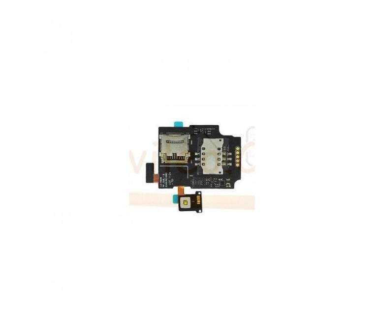 Modulo Lector Sim , Micro SD para Lg Optimus 3D P920 - Imagen 1